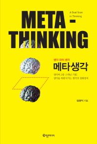 메타생각(Meta-Thinking)